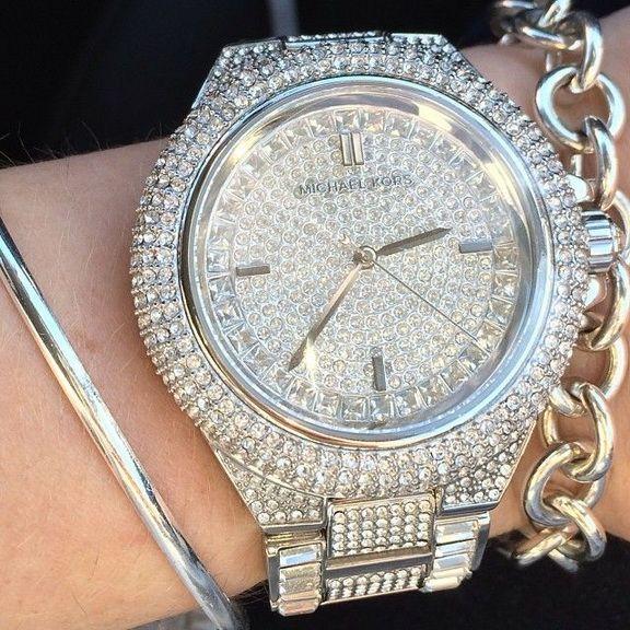 Michael Kors Watches Silver 96a5cdd0849d