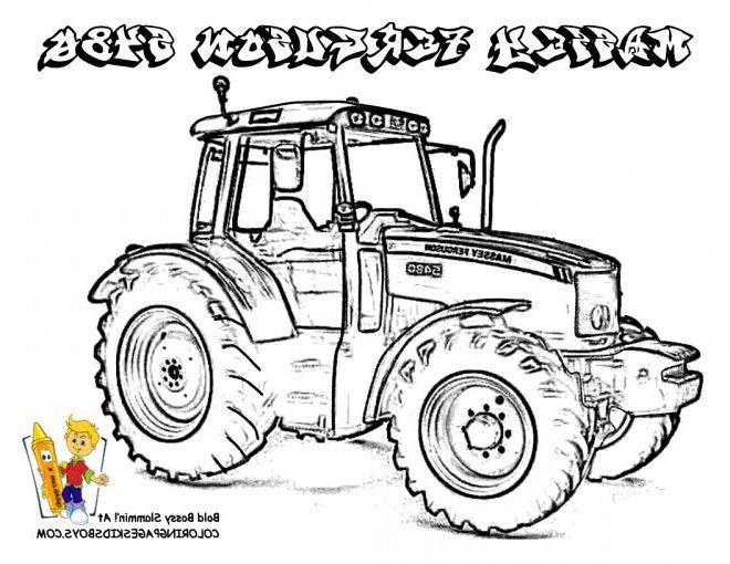 12 Inspirant De Dessin De Tracteur Agricole A Imprimer Galerie Coloriage Tracteur Livre Coloriage Coloriage