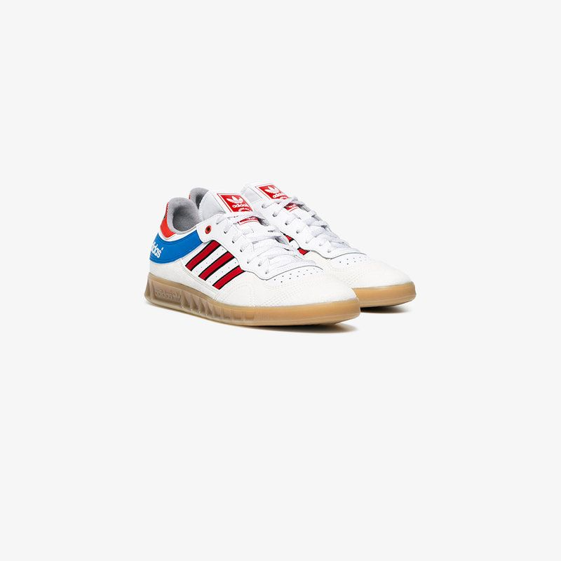 35394c07332 WHITE handball top trainers from Adidas.