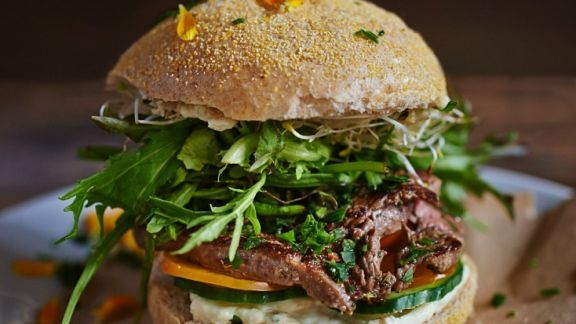 Rezept: Steak-Burger