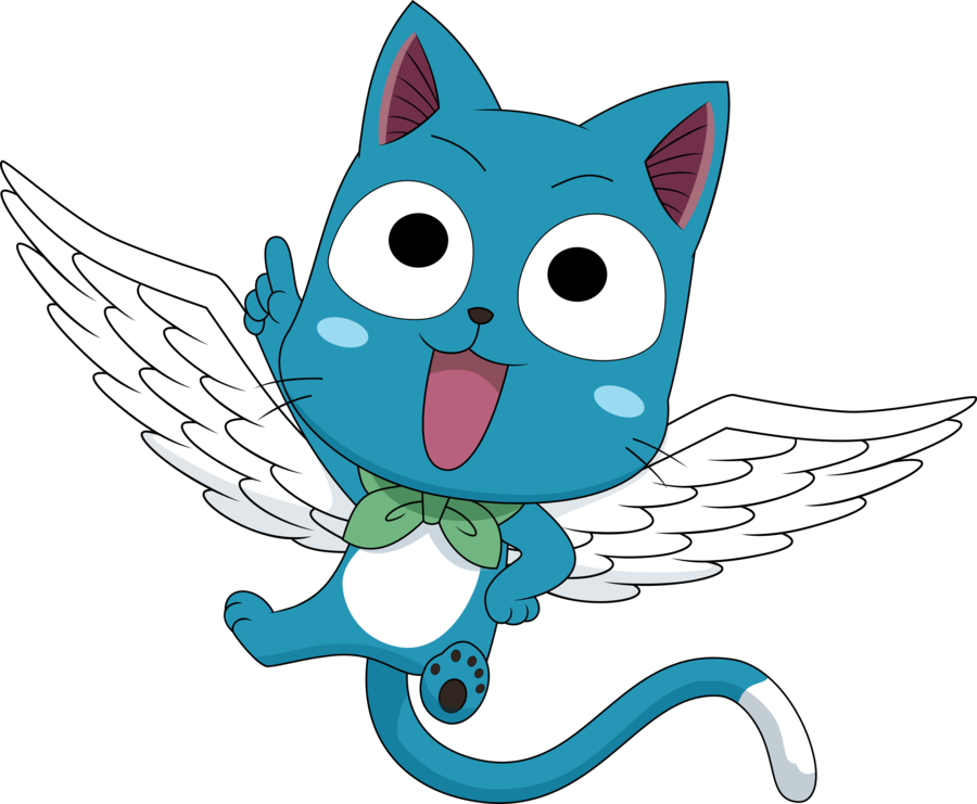 Fairy Tail Happy! by on