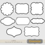 plaque template printable