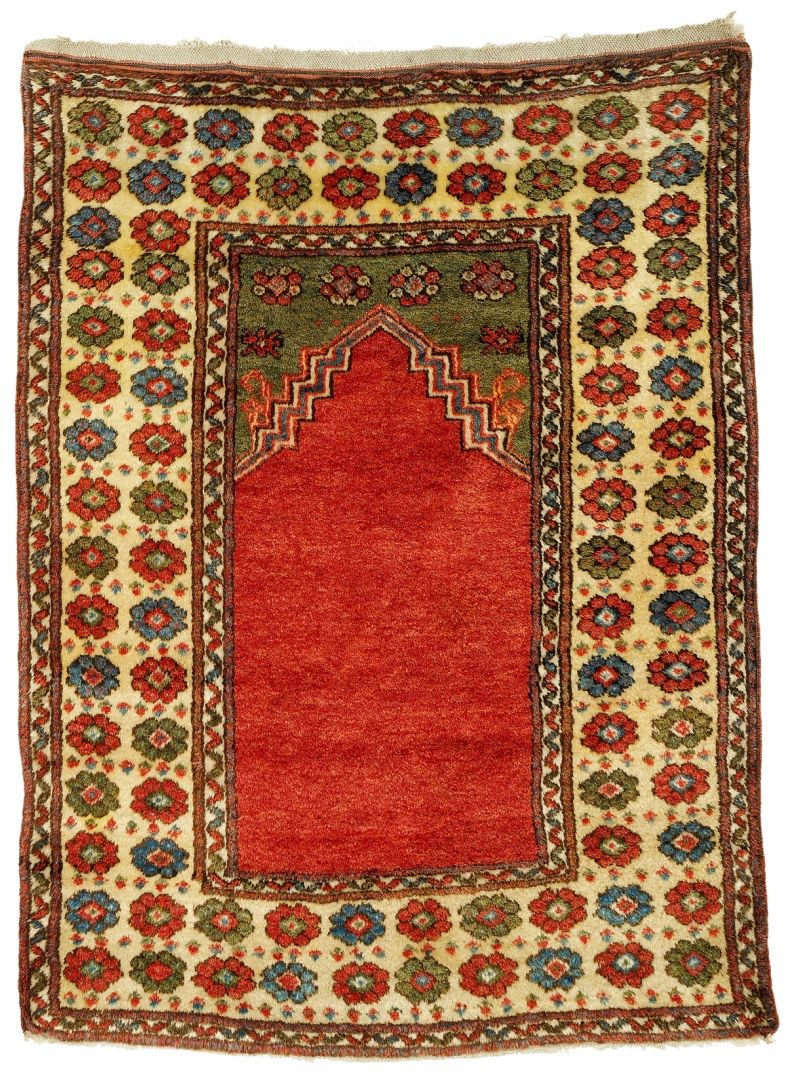 ANATOLİAN PRAYER CARPET