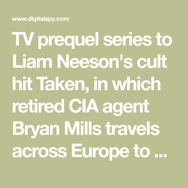 Not so Taken Critics pan Liam Neeson film's TV prequel