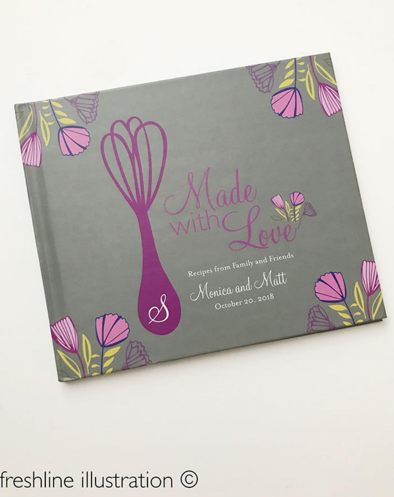 Bridal Shower Recipe Book Bridal Shower Gift For Bride Products Bridal Shower Recipe Book Bridal Shower Gifts For Bride Bridal Shower Gifts