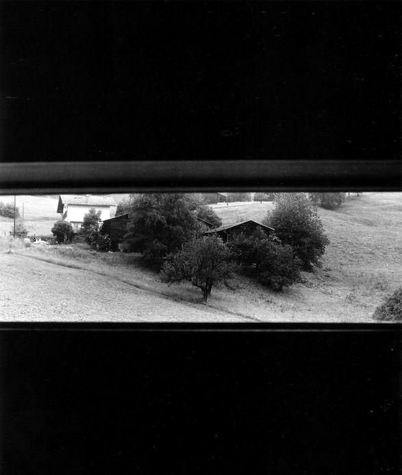 """Haus Truog """"Gugalun"""" by Peter Zumthor in Versam, 1994"""