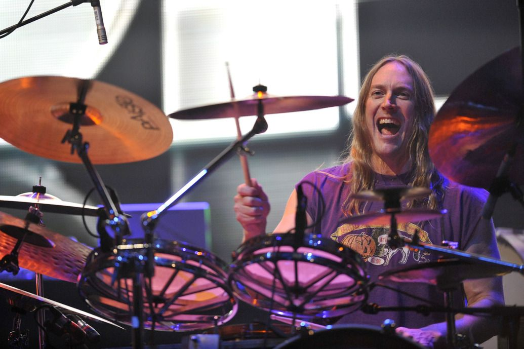 Tool Drummer Danny Carey To Play With Primus In September Danny