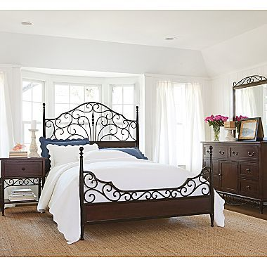 Newcastle Bedroom Set - jcpenney