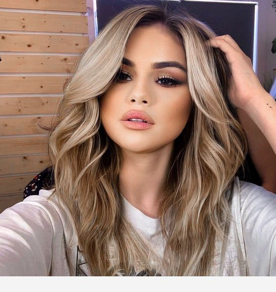 Simple Fall Makeup To Try With Images Cute Hair Colors Hair Styles Blonde Hair Color