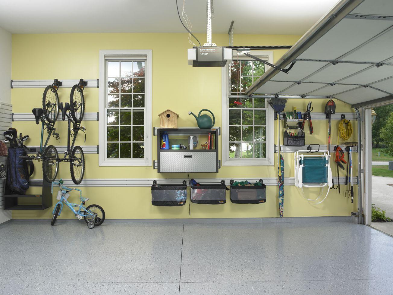 Robot Check Garage Organization Gladiator Garage Garage Storage Solutions