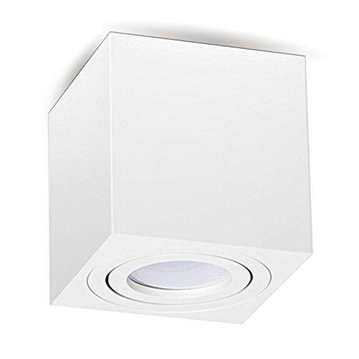 led quadratisch led quadratisch mit pir sensor w with led. Black Bedroom Furniture Sets. Home Design Ideas