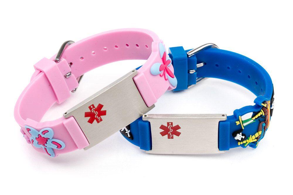 Medical Alert Bracelet For Kids