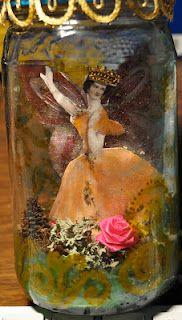 Fairy in a Jar Tutorial!