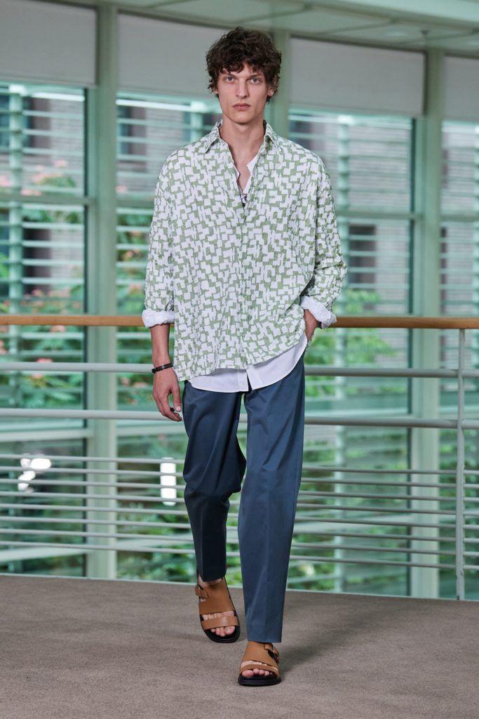 Hermès SPRING 2021 MENSWEAR Collection | Top Fashion News ...