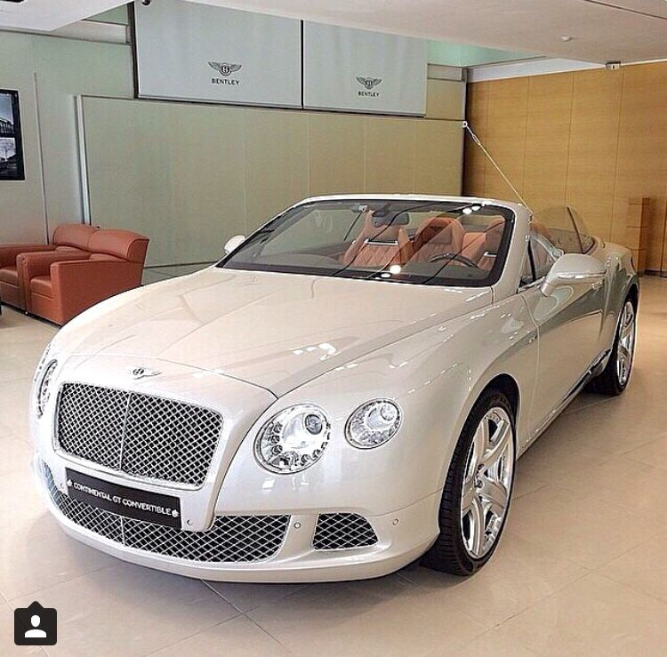 White Luxury Sports Car: Luxury Car Photos, Bentley Car