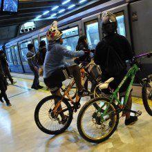Atención pedaleros: Metro permitirá ingreso de bicicletas el domingo de elecciones