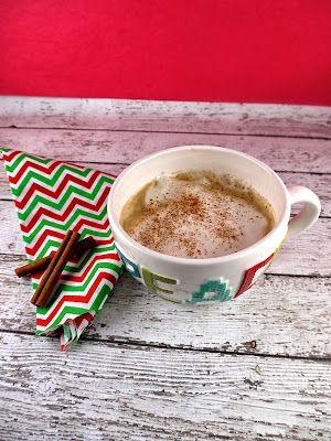 Paleo Gingerbread Spice Latte