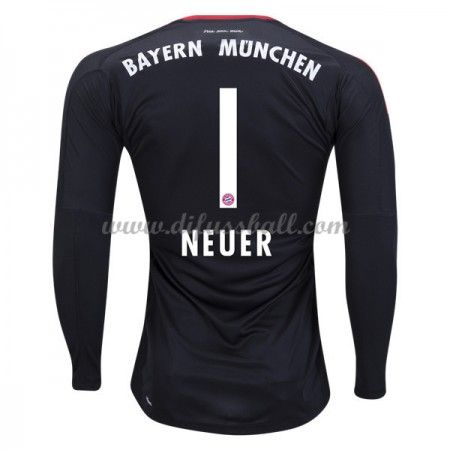 Fussballtrikots Gunstig Bayern Munchen 2017 18 Manuel Neuer