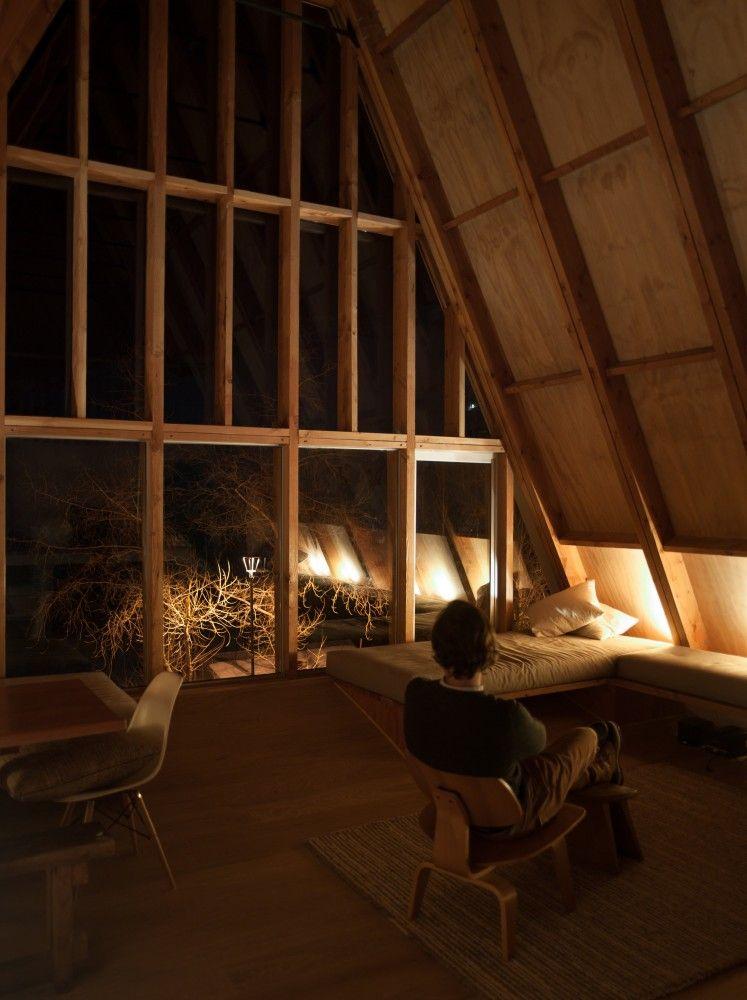 La Leonera Mountain Retreat Draa Arquitectos Arquitectura