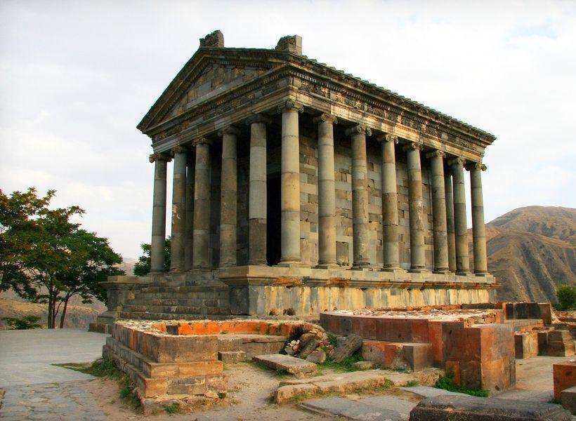Тур в Гарни и Гегард   Барев Армения Тур