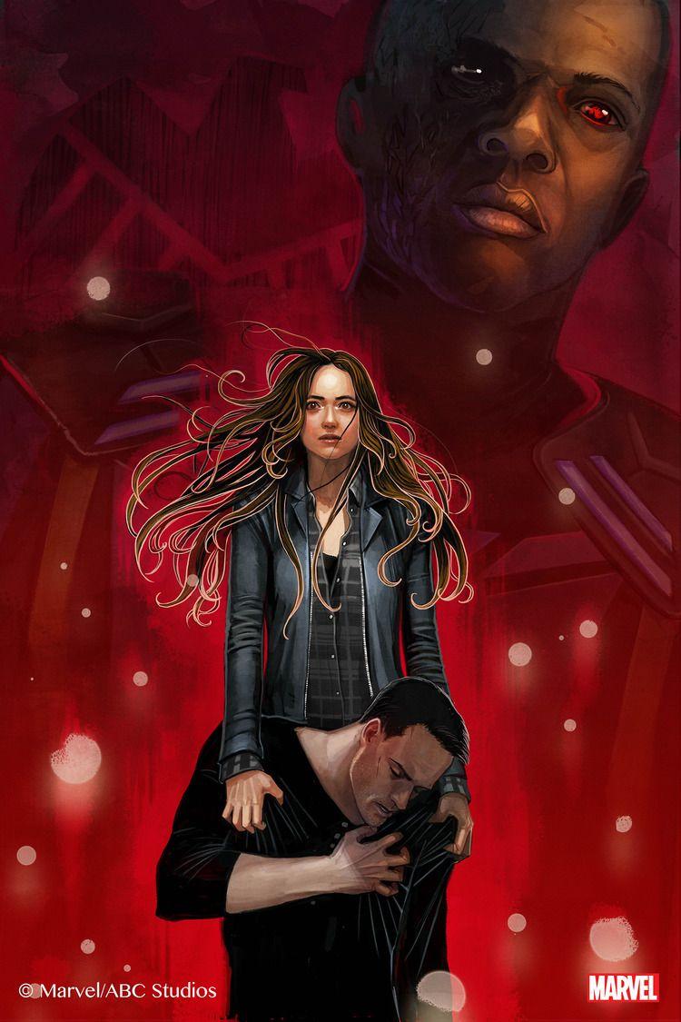 Marvel's Agents of S.H.I.E.L.D. by Phantom City Creative