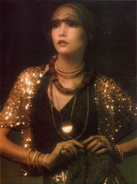 Cathee Dahmen Native American model from Minnesota