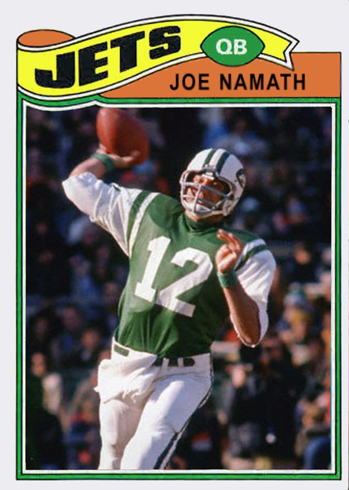Cards that never were nfl football cards topps football