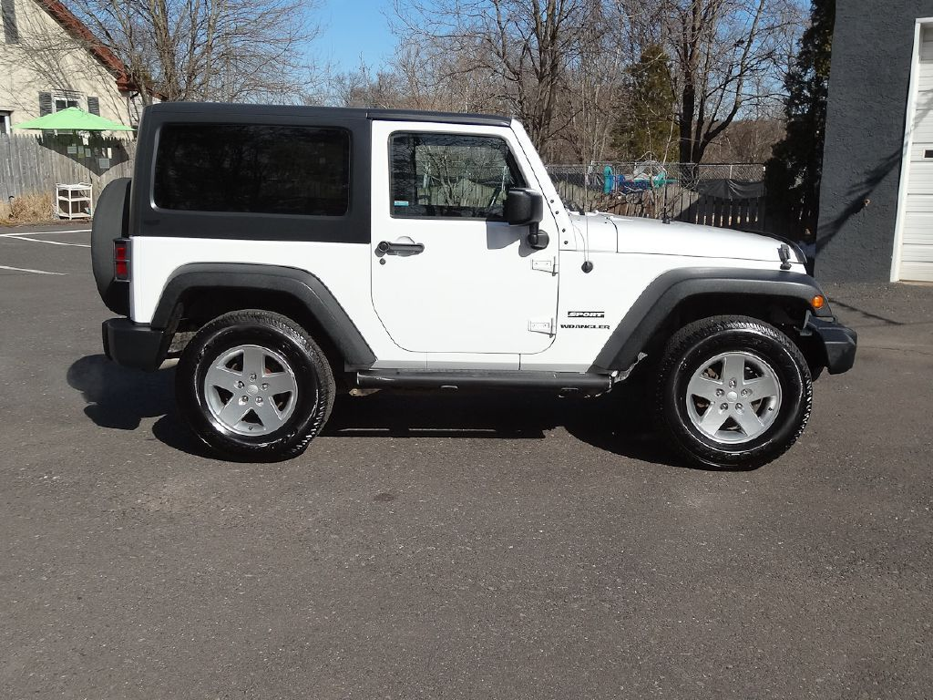 2012 JEEP WRANGLER SPORT for sale at 2012 jeep, 2012
