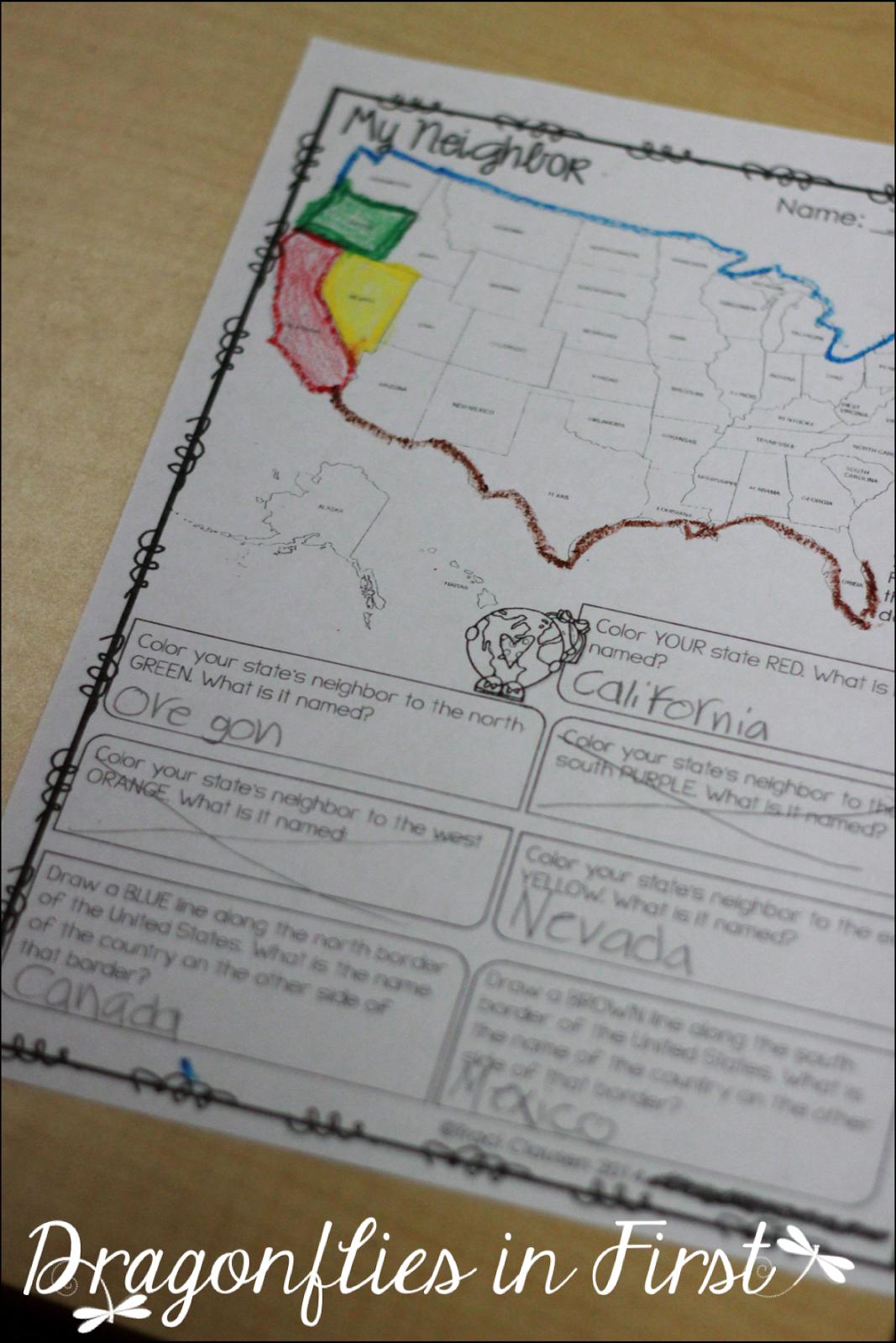 Map- And Freebies Kinderland Collaborative