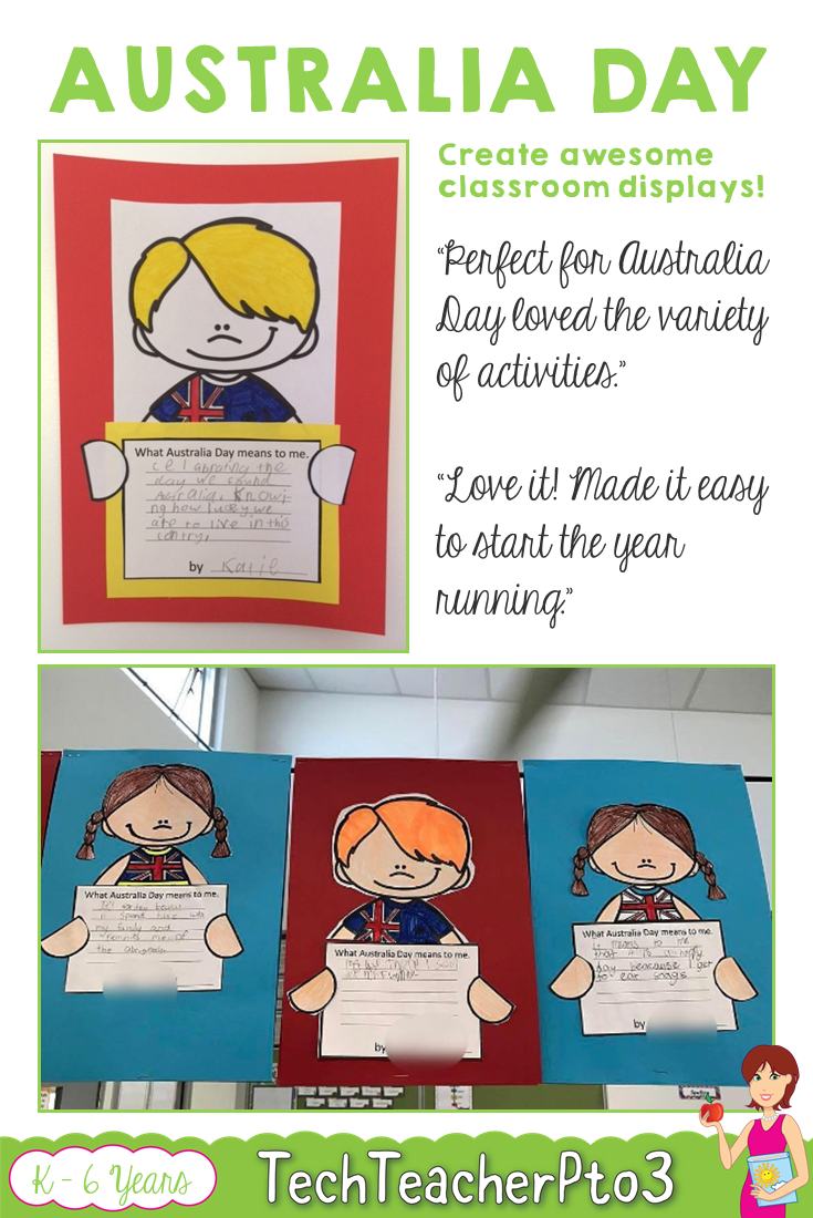australia day activities australia school lessons australia day rh pinterest com au