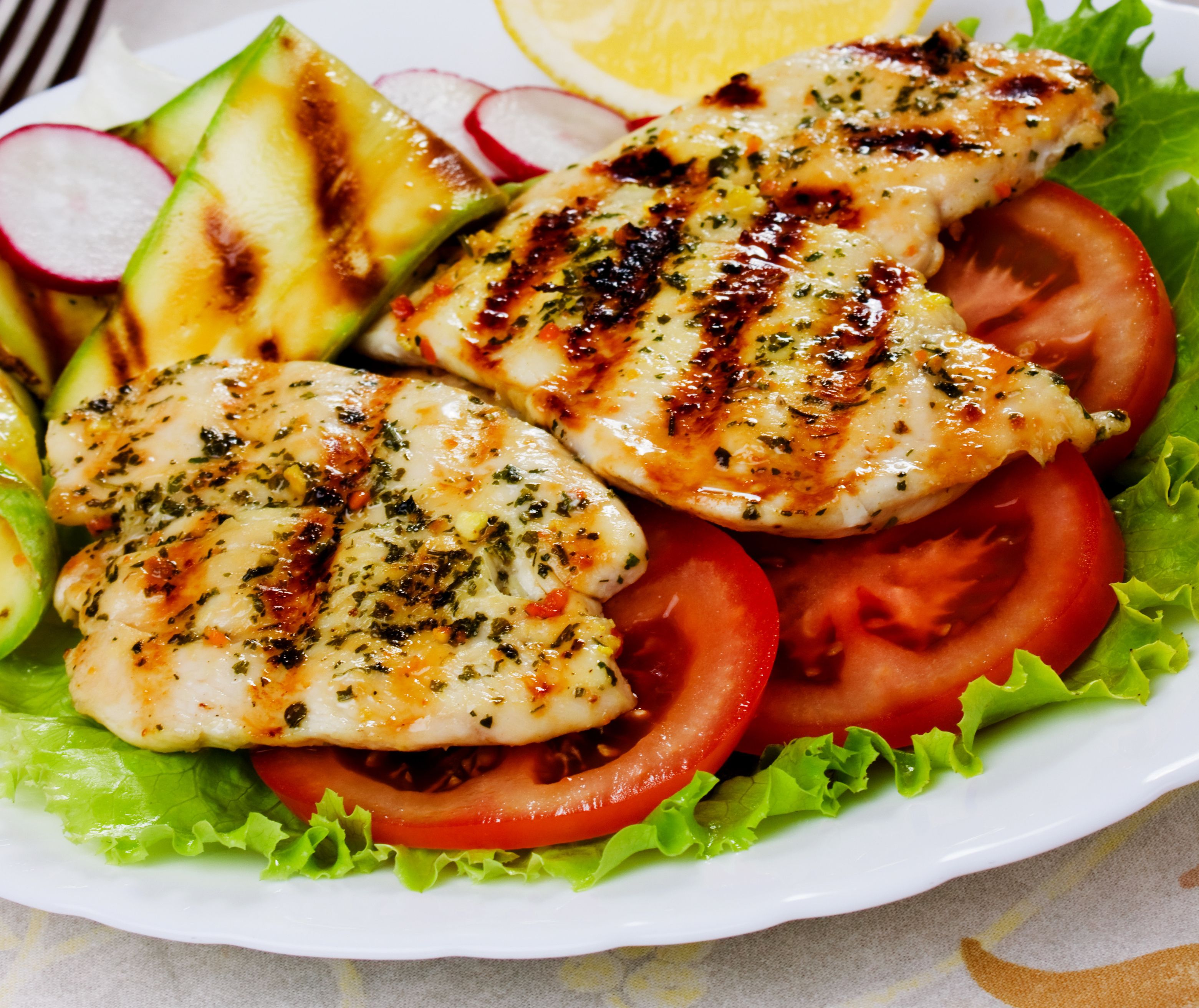 Our Kitchen To Yours: Grilled Honey Mustard Chicken! From Our Kitchen To Yours