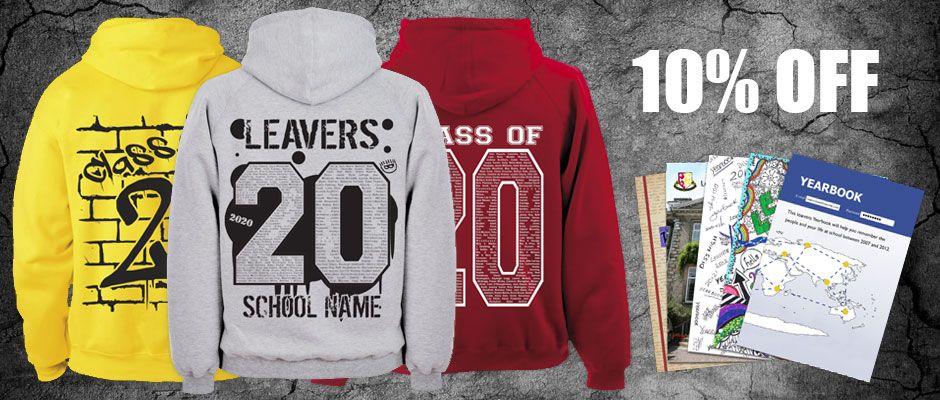 School Leavers Classic Hoodies