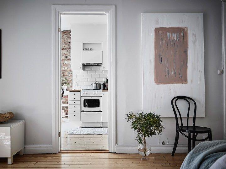 Un estudio escandinavo muy cozy | Tiendas decoracion, Estudios y ...