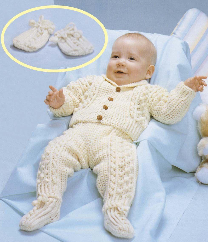Free Crochet Baby Fisherman Outfit Pattern | Stricken häkeln ...