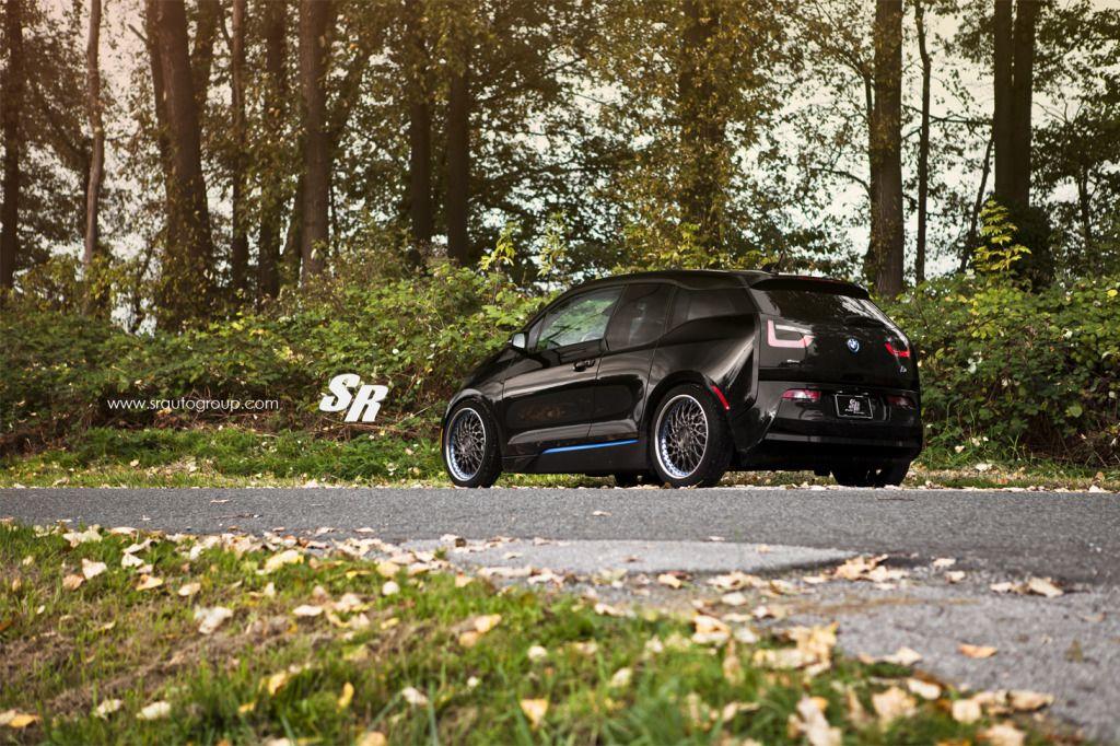 BMW i3 with custom wheels | i3 | Bmw i3, Custom wheels, 2017 bmw