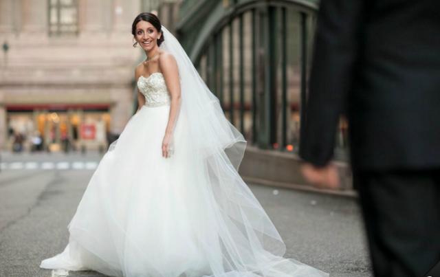 Beautiful NYC bride!