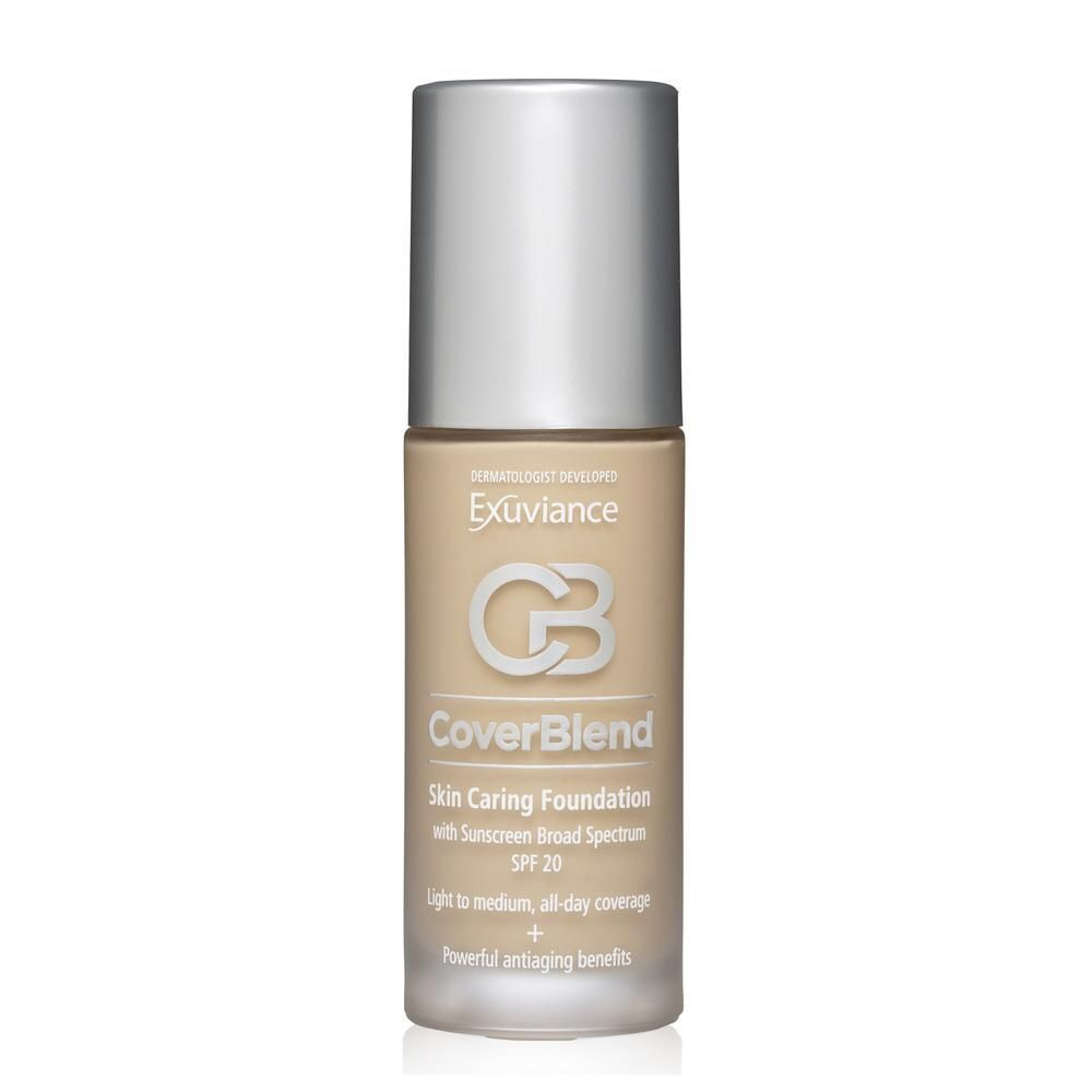 Foundations That Dermatologists Love And Actually Use Newbeauty Exuviance No Foundation Makeup Skin Foundation