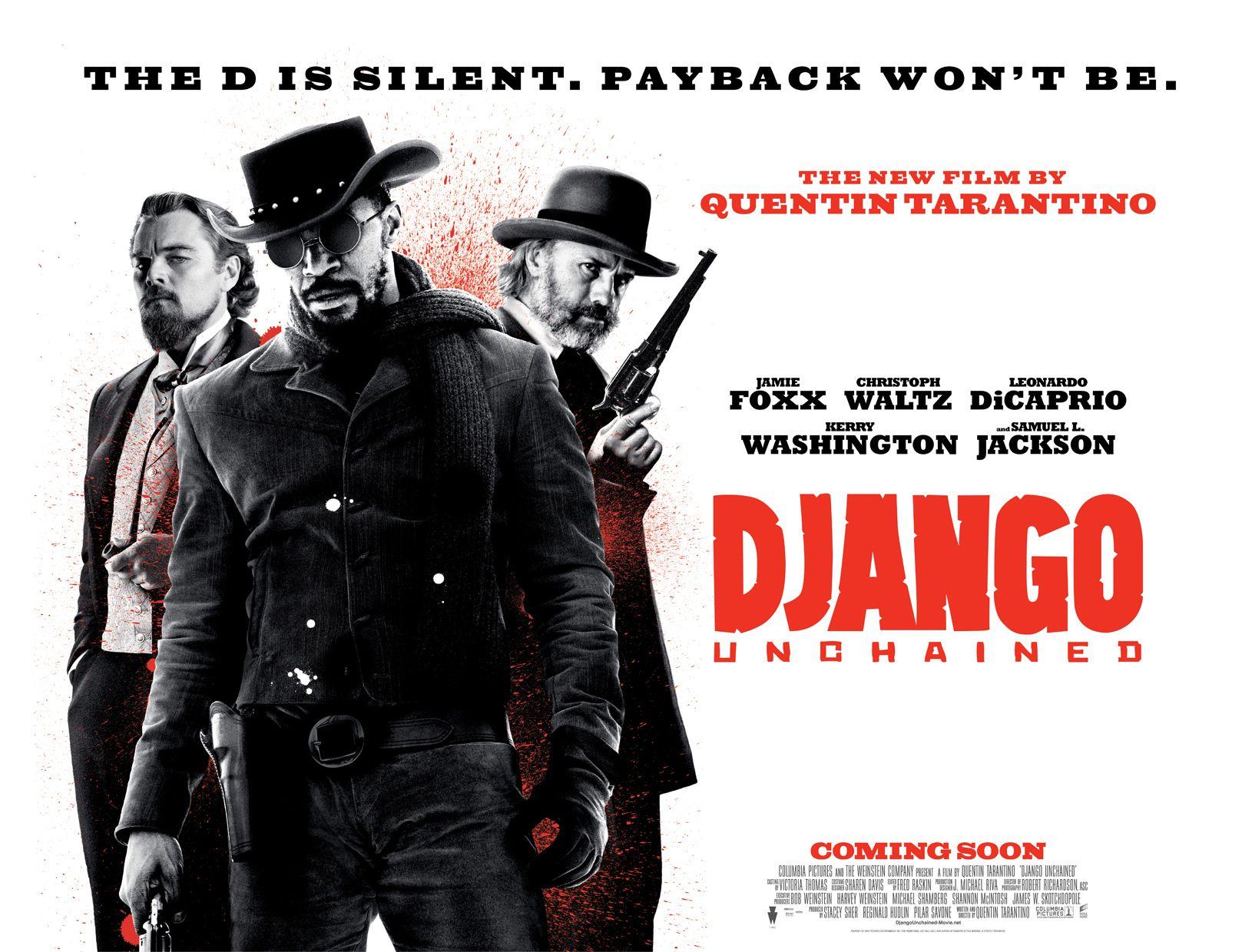 django unchained poster - Αναζήτηση Google (With images) | Django ...