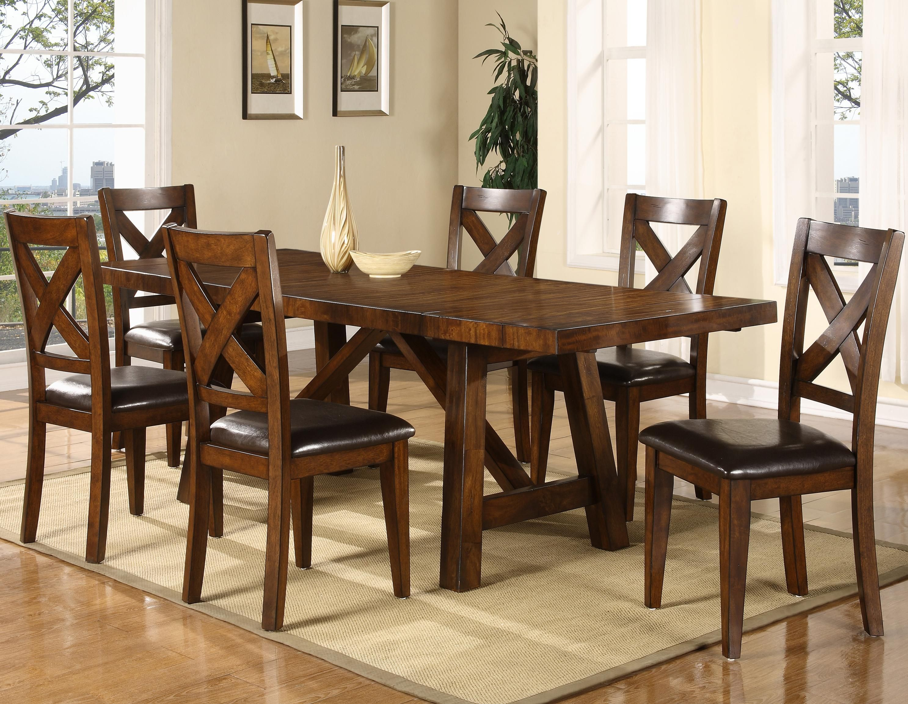 Lakeshore 5 Piece Dining Set By Holland House Dining Room Table