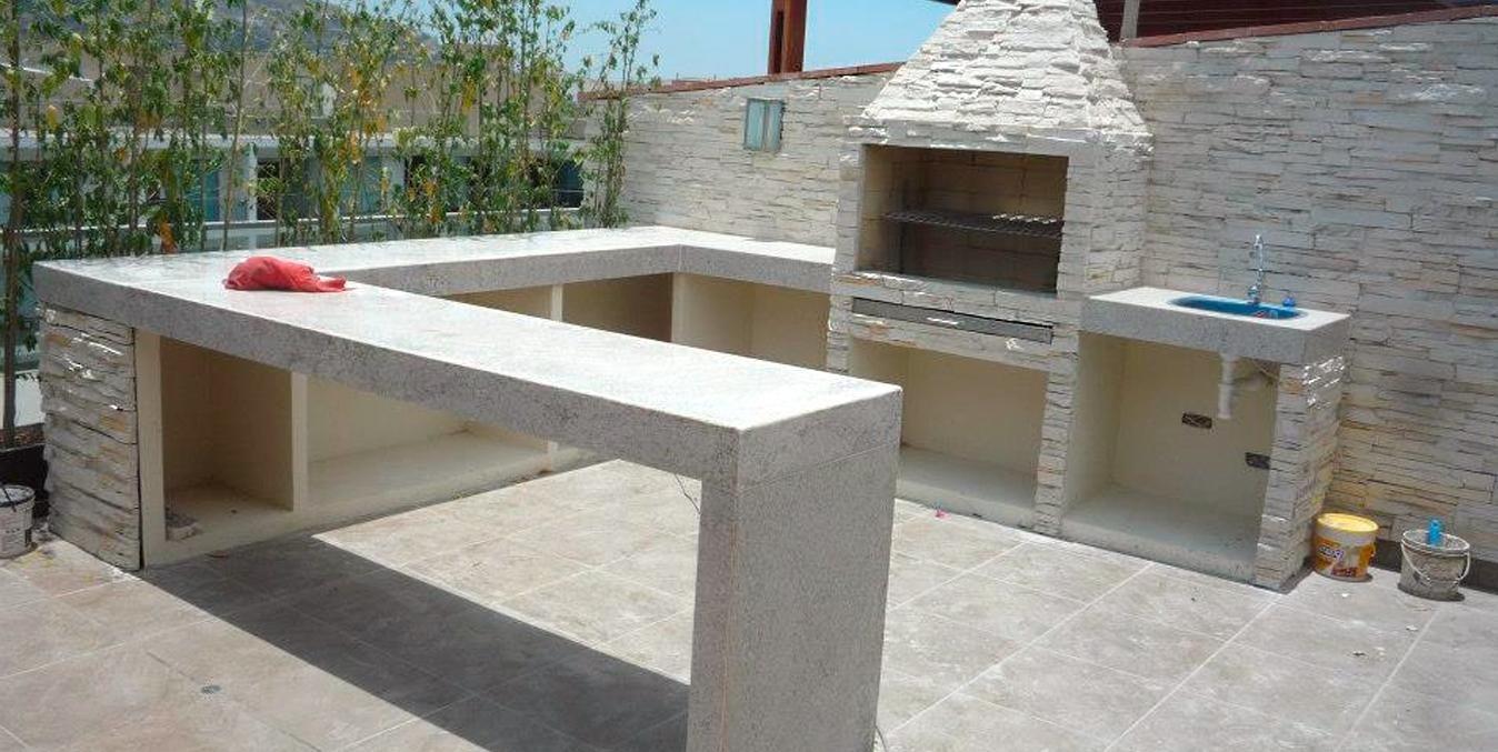 Fabricaci n de parrillas en chorrillos por parrillas bbq for Fabricacion de jardines