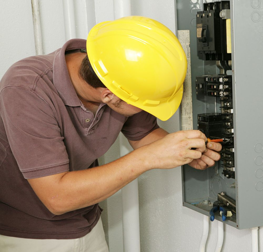 Eurofit Direct Electrician Services Electrical Panel Electrician Work