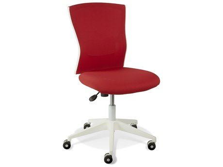 Jesper Office Sanne Red Computer Chair Ergonomic Chair Quality Office Furniture Red Desk
