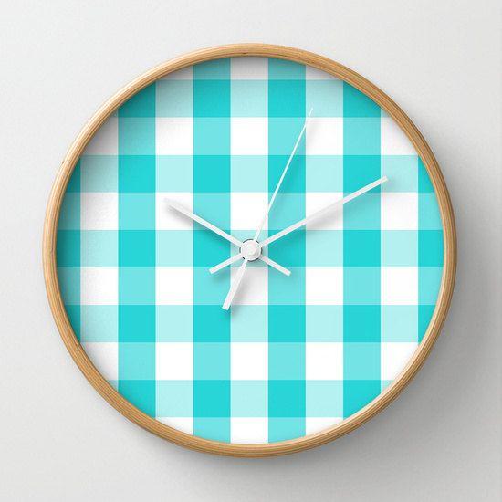 Horloge horloge murale horloge original deco kitschdeco enfant deco cuisine