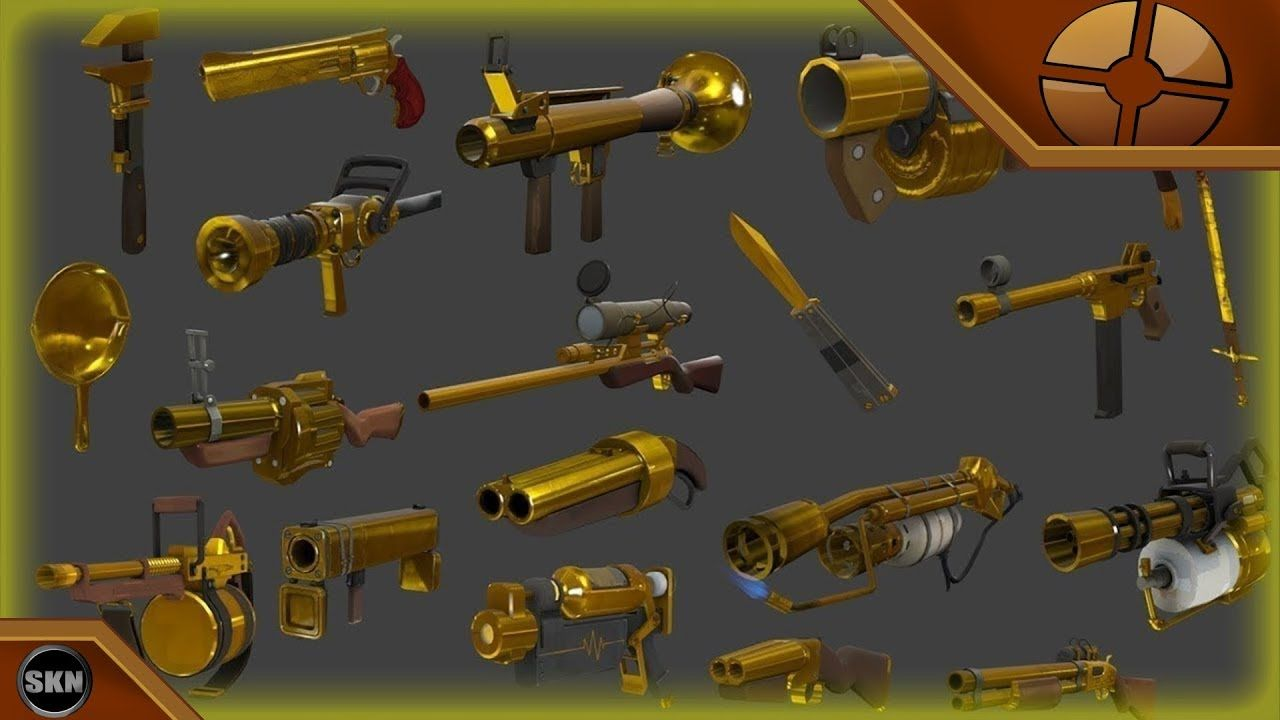 the pros cons if all weapons had australium variants games teamfortress2 steam tf2 steamnewrelease gaming valve [ 1280 x 720 Pixel ]