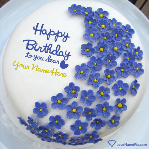 Enjoyable Create Birthday Cakes With Names Online With Images Birthday Funny Birthday Cards Online Drosicarndamsfinfo