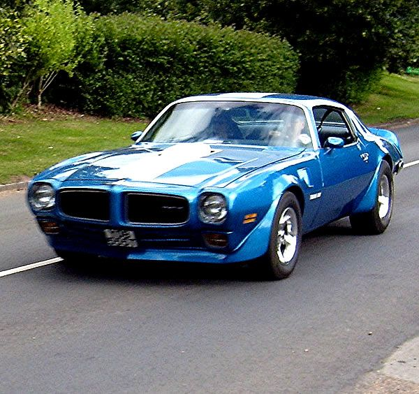 Pontiac Firebird Mine Looked Like This Only Red Pontiac Cars