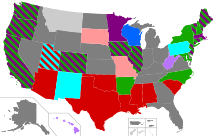 School anti-bullying legislation in the United States - Wikipedia, the free encyclopedia