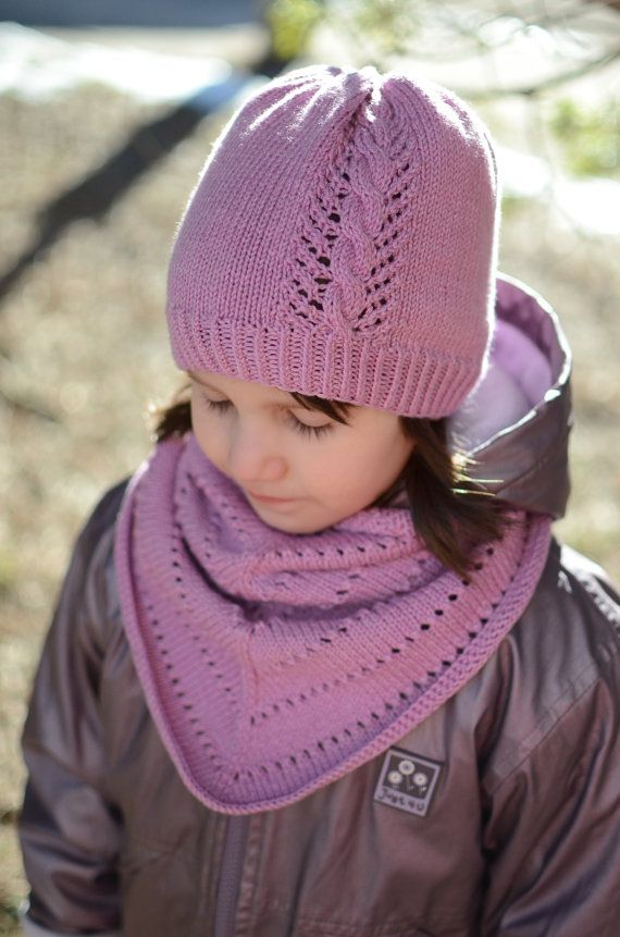 6b7ae662686 Knitted Toddler Girl Hat