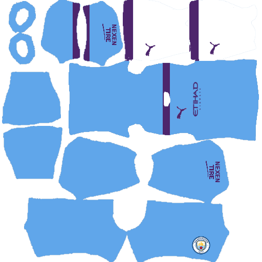 Manchester City 2018 19 Dream League Soccer Kits Url 512x512 Manchester City Soccer Kits Manchester