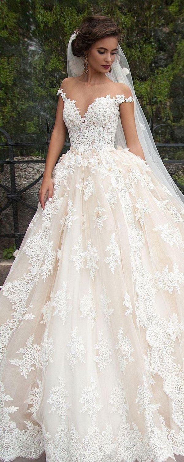 Milla Nova lace wedding dresses 2017